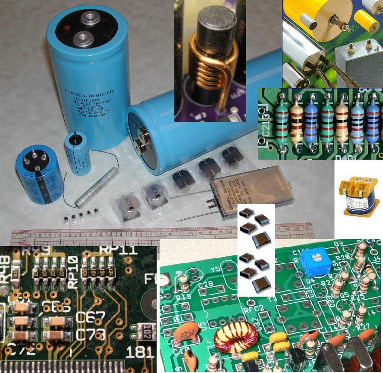 664734afe Elektronické systémy, súčiastky a pasívne obvody